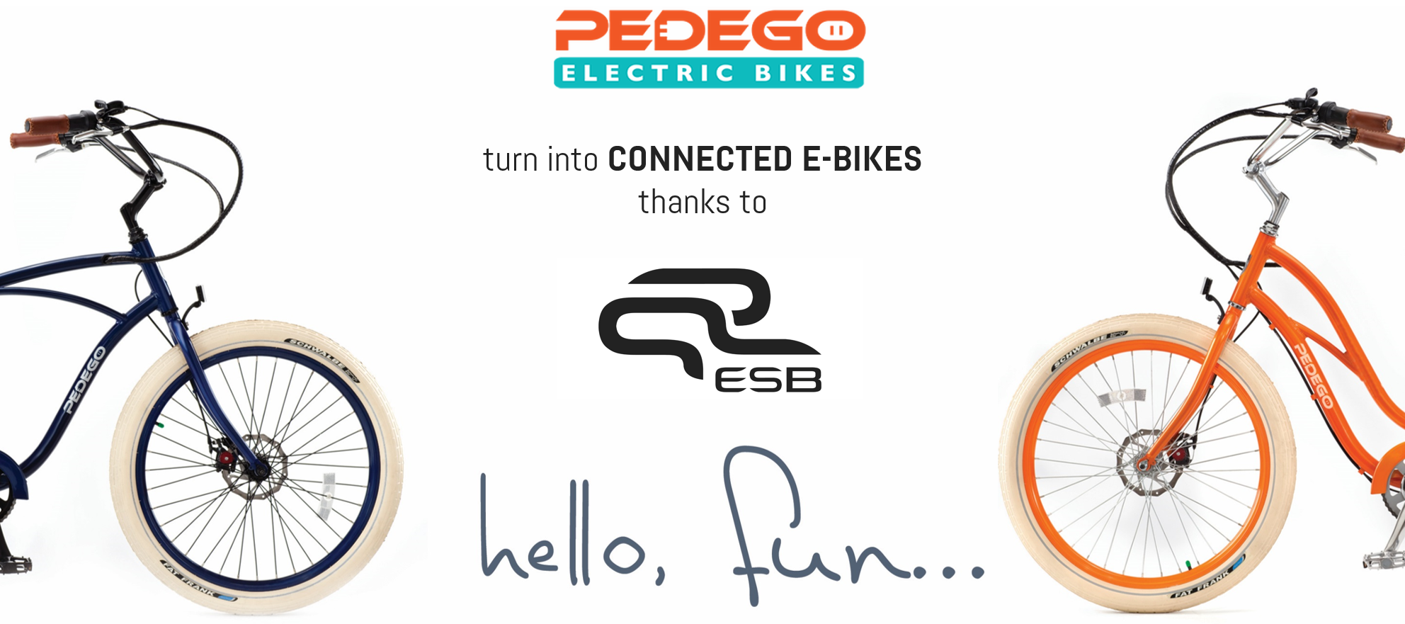 ESB_PEDEGO_Connected e-Bikes